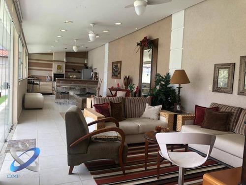 Sobrado Com 5 Dormitórios À Venda, 543 M² - Jardim Das Colinas - São José Dos Campos/sp - So0531
