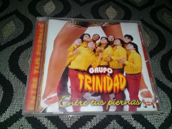 Grupo Trinidad - Entre Tus Piernas - Cd