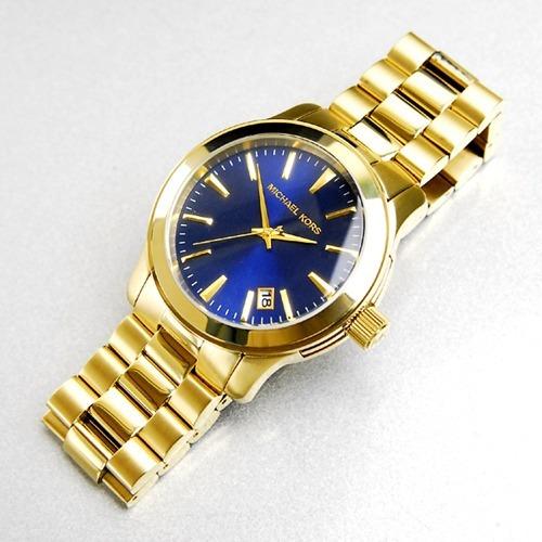 Relogio Michael Kors Mk8338 Gold 100% Original