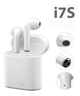 Auriculares Bluetooth Inalámbricos In Ear Con Base Recargabl