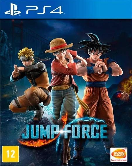 Jump Force Ps4 1 Promoção