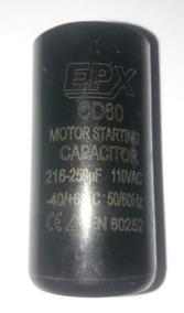 Capacitor Eletrolítico 216-259 Uf 220 V