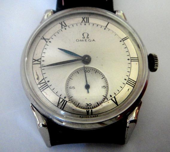 Relógio Omega De Coleção Impecável 38mm De Diâmetro