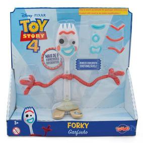 Boneco Forky Toy Story 4 - Toyng 038257