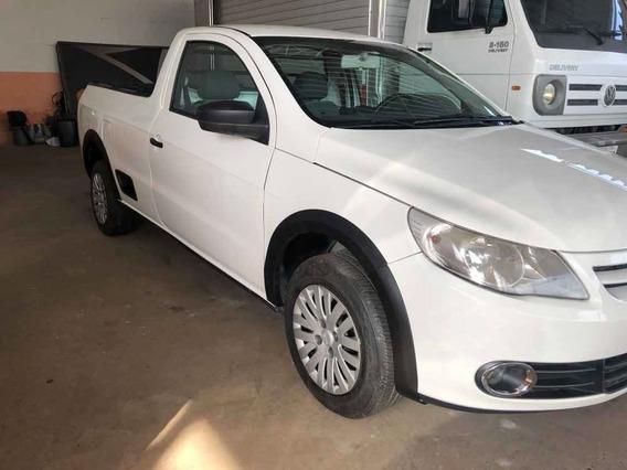 Volkswagen Saveiro 1.6 Trend Cab. Simples Total Flex 2p
