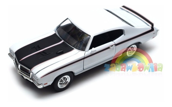 Buick Gsx 1970 1/24 By Welly