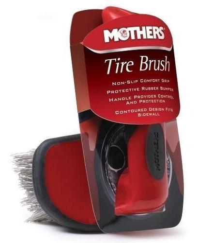 Mothers Polish Contoured Tire Brush Cepillo Para Neumaticos