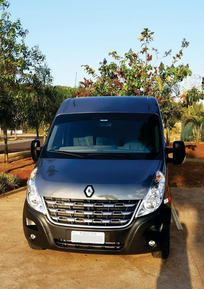 Renault Master Executive L3h2 - 2017 - 16 Lugares