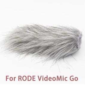 Dead Cat Protetor De Vento Para Microfone Rode Videomic Go