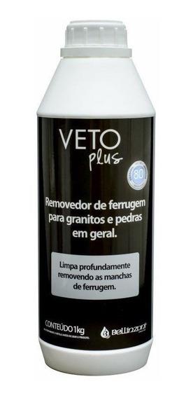 Veto Plus Produto Para Tirar Ferrugem - Bellinzoni - 1 Litro