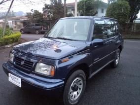 Suzuki Vitara Jlx Automático 4x4 Ún.dona 1998 Impecável