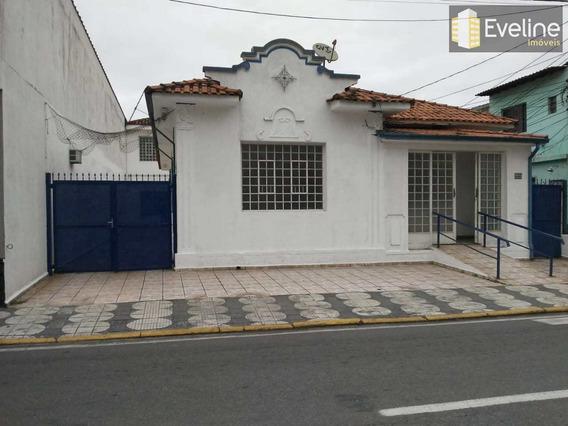 Centro - Casa Comercial Para Alugar - 13 Salas - 3 Wc - Mogi - A1016