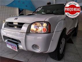 Nissan Frontier Xe 4x4 Diesel, Bancos Em Couro, Ar Gelando,