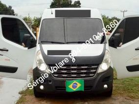 Renault/master Mbus L3h2 Cor Branca Ano 2014/2015