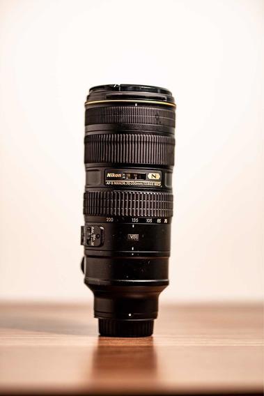 Lente Nikon 70-200mm 2.8 Vr (usada)