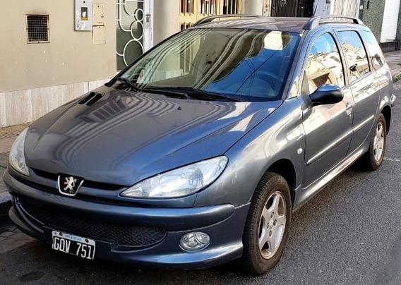 Vendo Peugeot 206 Sw Premium Rural 2007-5 Puertas