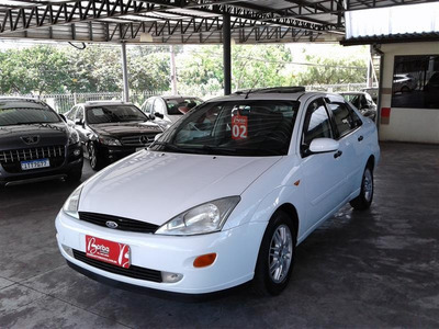 Ford Focus 2.0 Ghia 16v Gasolina 4p Manual 2002/2002
