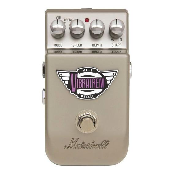 Pedal Marshall Vt-1 Vibratrem Tremolo P/ Guitarra Garantia