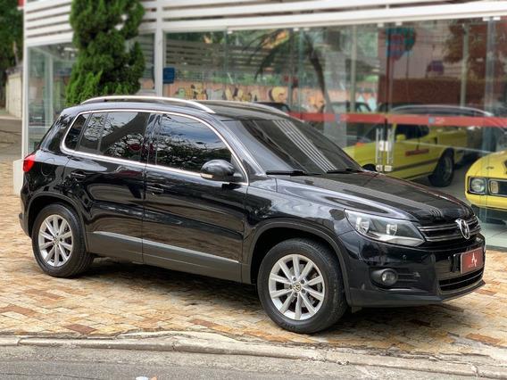 Volkswagen Tiguan 2.0 Turbo Tiptronic - 2014 Blindado