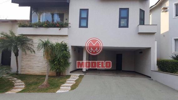 Casa Cond. Fechado À Venda, Village D´lions, Piracicaba. - Ca1370