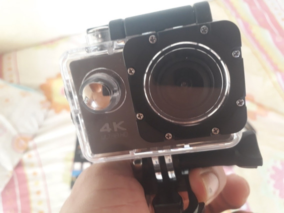 Câmera Action Cam 4k