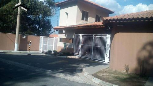 Imagem 1 de 14 de Casa Com 2 Dormitórios Em Condomínio Fechado Em Cotia - 275