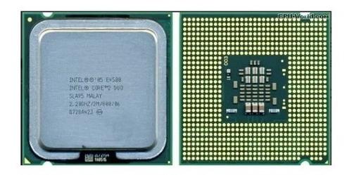 Imagem 1 de 1 de Processador Core 2 Duo E4500 2.2ghz Lga 775  - Desktop