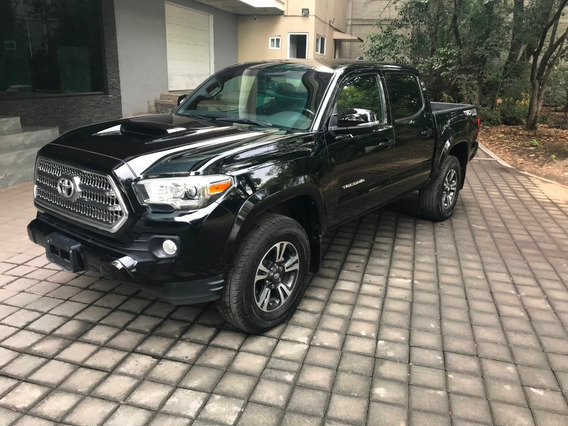 Toyota Tacoma Premuim 4x4 Full Equipo 2016 (impecable)