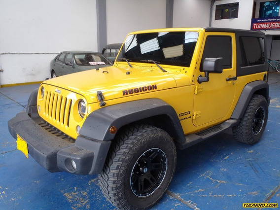 Jeep Wrangler Rubicon Sport