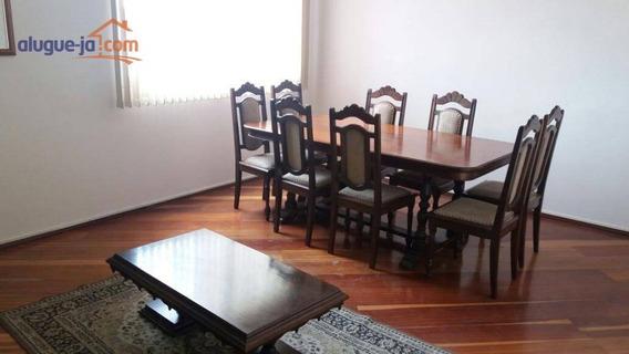 Apartamento Residencial Para Locação, Parque Industrial, São José Dos Campos. - Ap3672