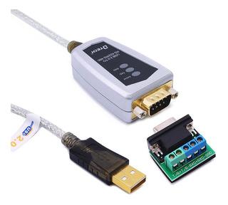 Dtech Usb A Rs485 Rs422 Convertidor Serial Cable Adapta-1008