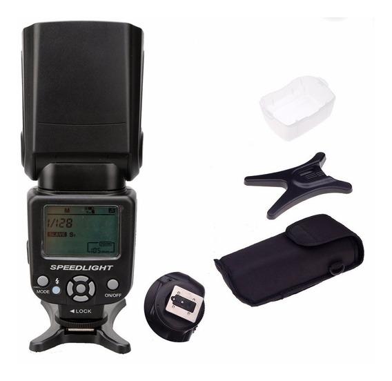 Flash Para Nikon D7100 D3200 D5300 D5100 D3000 D90 D3100