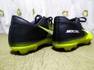 Chuteira Campo Nike Mercurial