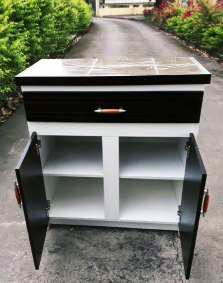 Mueble De Cocina Ideal Para Espacios Pequeños