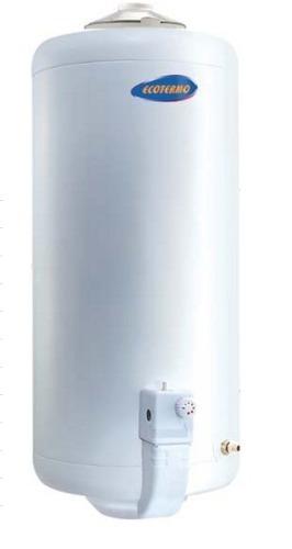 Termotanque A Gas 80 Litros Carga Superior Ecotermo Europea