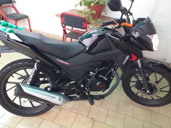 Honda Twister 125 2020 Aunque Estés En Veraz