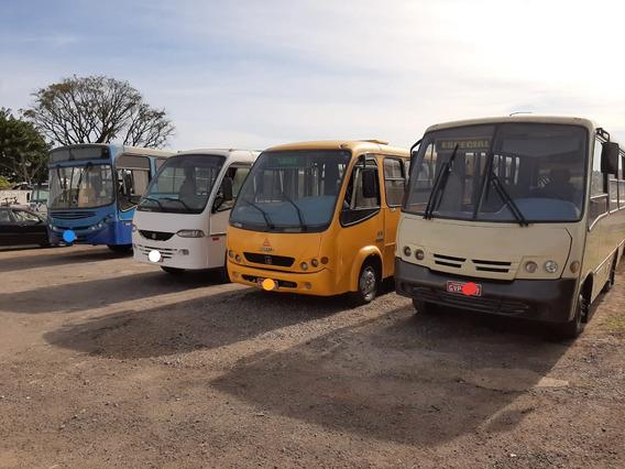 Micro Ônibus Marcolopo Volare W8 Urbano 03