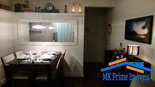 Lindo Apartamento No Jaguaré Com 3 Dormitórios E 2 Vagas! - 1389