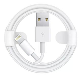 Cable Apple Usb Lightning 1m Para iPhone 5/6/7/8/x/11 E iPad
