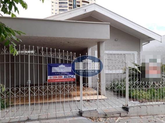 Casa Para Alugar, 200 M² Por R$ 4.500/mês - Vila Mendonça - Araçatuba/sp - Ca1048