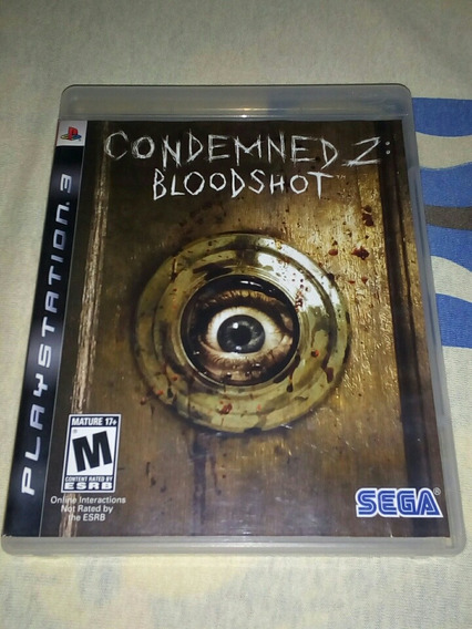 Condemned 2: bloodshot Playstation 3