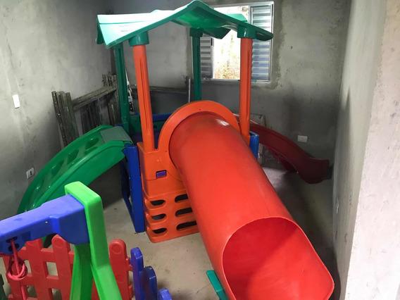 Playground Casinha Infantil Usado Para Retirar Em Cotia Sp