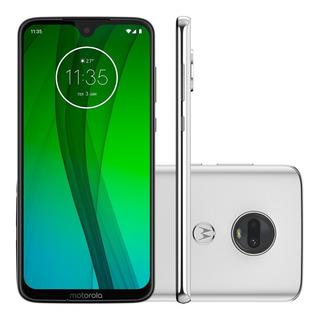 Motorola Moto G7 Libre 64gb De Memoria, 4gb De Ram, 4g Lte