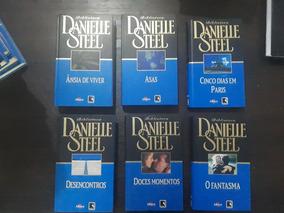 Danielle Steel - 39 Livros. Editora Altaya Record