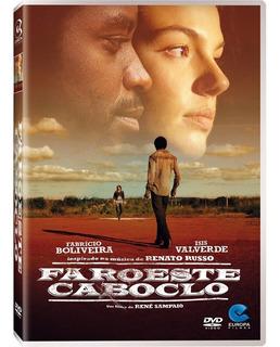 Dvd Faroeste Caboclo Isis Valverde Original Lacrado - 1a3