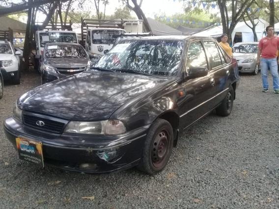 Daewoo Cielo Motor 1.5 1995 Gris Ocaso 4 Puertas