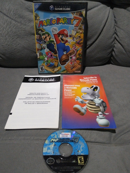 Mario Party 7 Game Cube