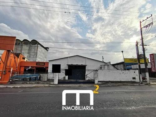 Bodega Comercial En Renta Zona Industria