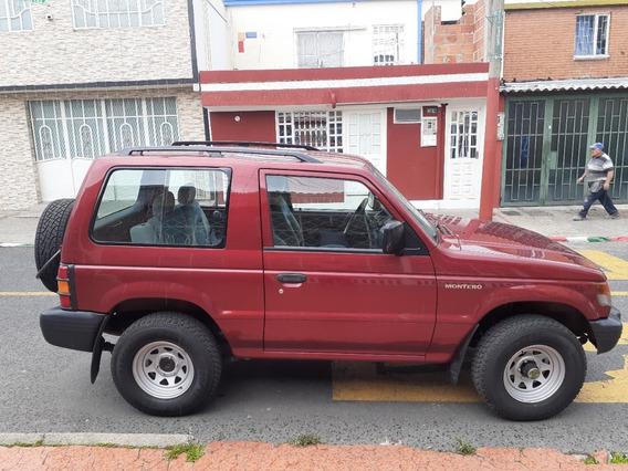 Mitsubishi Montero Montero Mitsubishi 2012