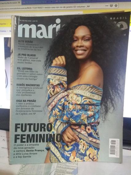 Revista Marie Claire Xenia França Futuro Feminino Fev.2019